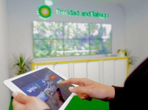 Energy Conference App for BP